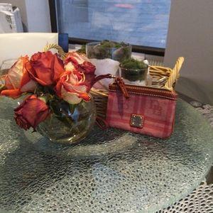 Dooney & Bourke mini wristlet purse